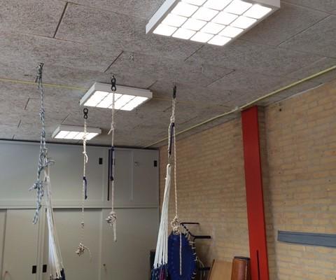 Regenboogschool te Haarlem door Borms Elektrotechniek